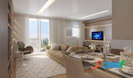 Essencialle Home Club 70m² - Apartamento em Lançamentos no