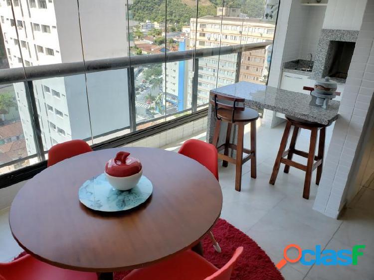 Flat para Temporada no bairro Pitangueiras - Guarujá, SP -