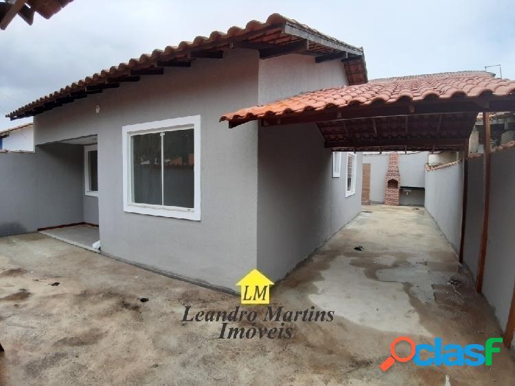 LINDA CASA DE 2 QUARTOS PROX AO CENTRO DO BARROCO EM