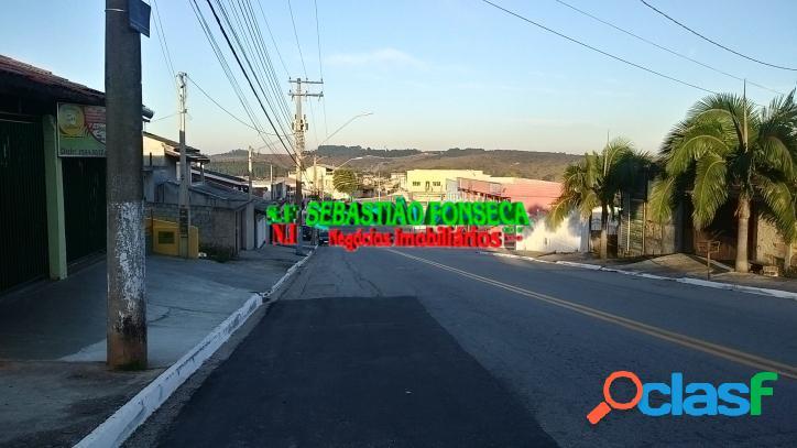 Lote inteiro na Avenida Jardim Santa Luzia x Santa Rosa