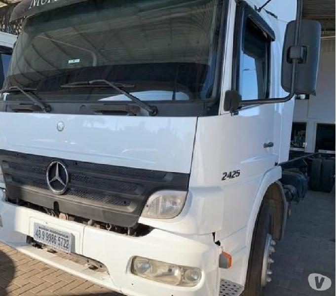 Mb 2425 Mercedes Benz 2012