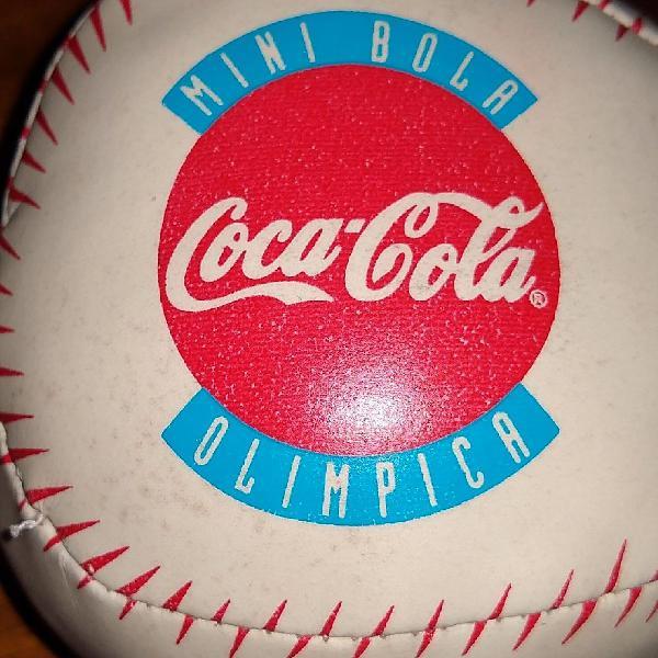 Mini bola de beisebol Coca Cola Atlanta 1996