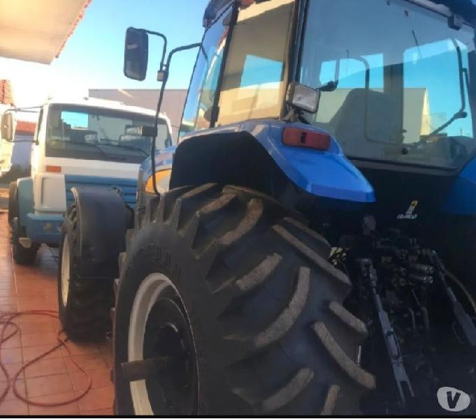 NEW HOLLAND TRATOR TM 7040 ANO 2013 CAMBIO POWER SHIFT