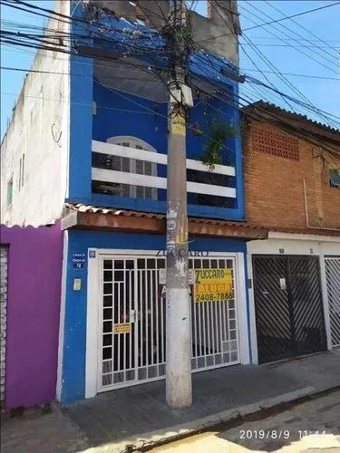 Rua Passo Fundo, Jardim São Jorge, Guarulhos