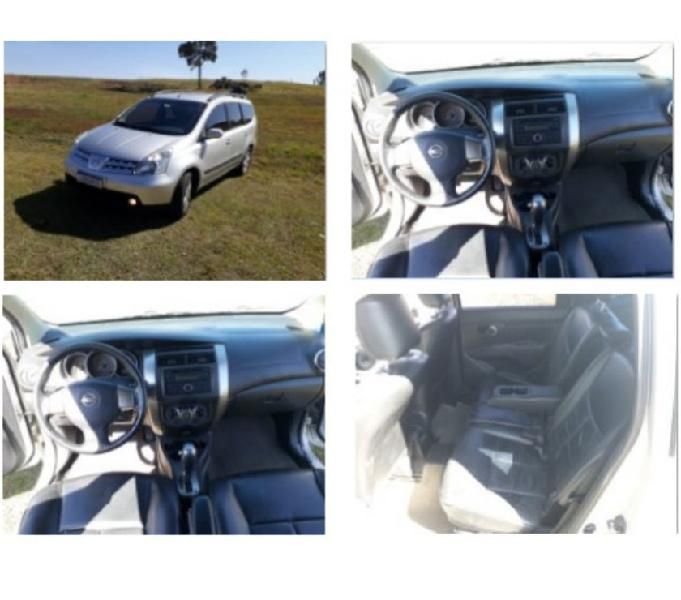 Tórro Nissan Grand Livina 7L 1.8 SL Flex 2011 4P
