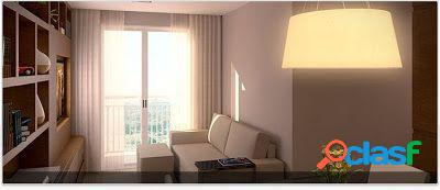 Vitalle Home Club 68m² - Apartamento em Lançamentos no