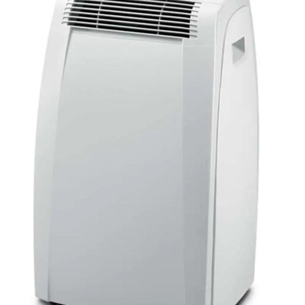 ar condicionado portátil delonghi pinguino 10.500 btus 127v