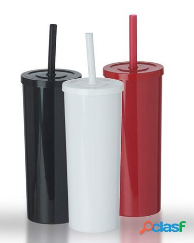copo long drink com tampa personalizado