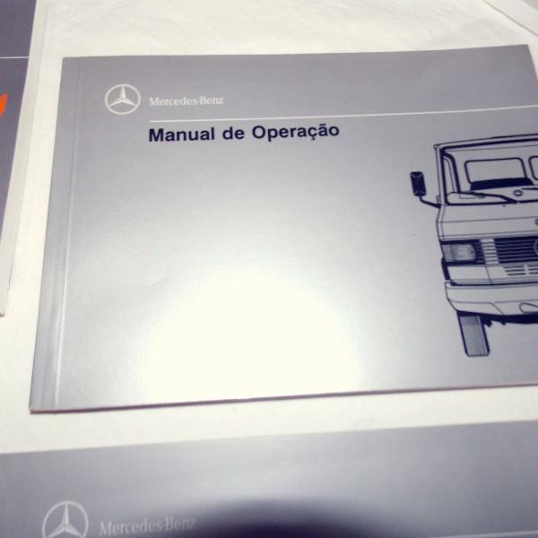 manual proprietario caminhao mercedes benz of e lo