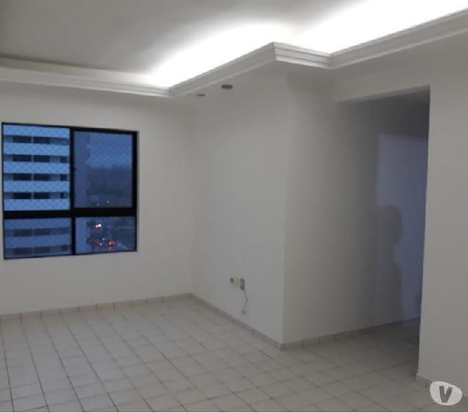 Apt de 72 m² na Ponta Verde,34, 1 suíte,só 1.900 a