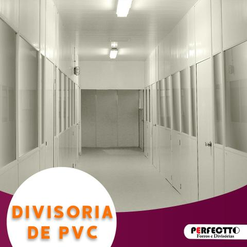 Divisoria de PVC