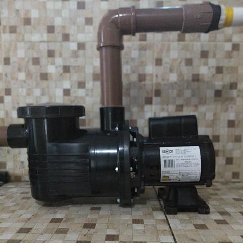 Motor Bomba com Pré Filtro