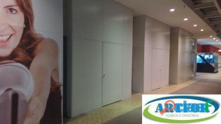 Venda e Instalação Divisórias Eucatex, Divisórias para