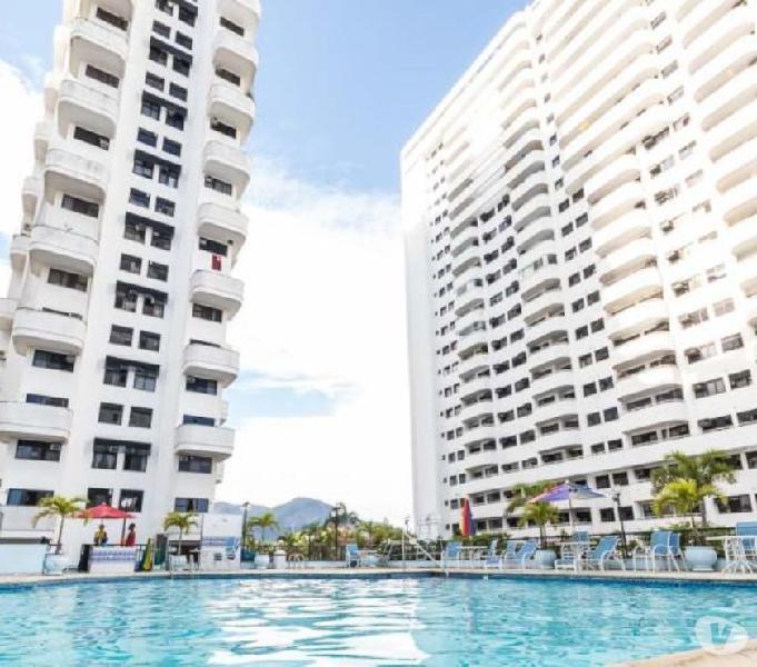 Vendo Apartamento na BARRA DA TIJUCA, RIO DE JANEIRO - RJ