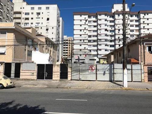 Avenida Afonso Pena, Macuco, Santos