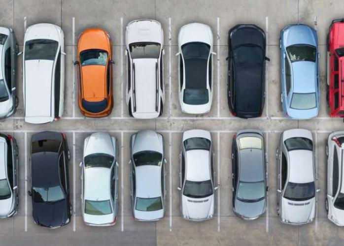 Estacionamento Seco 850 m² no Centro de São Paulo.