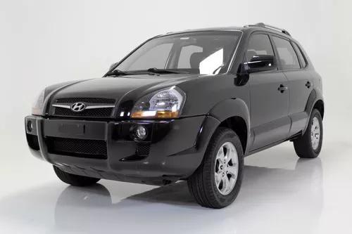 Hyundai Tucson 2.0 MPFI GLS 16V 143CV 2WD GASOLINA 4P