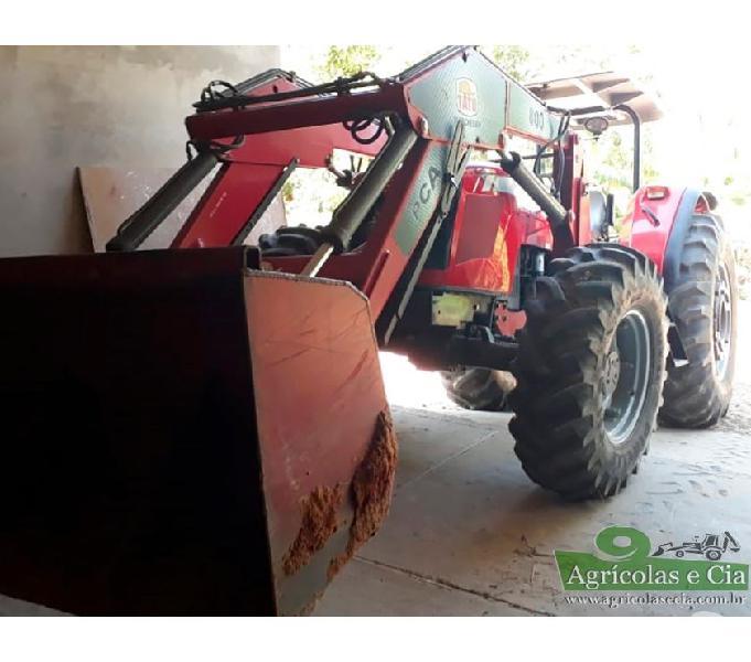 Trator Massey Ferguson 4292 (Com Lamina Concha + Grade 28!)