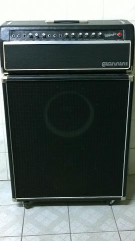 Amplificador Giannini Tremendão valvulado de 100 watts