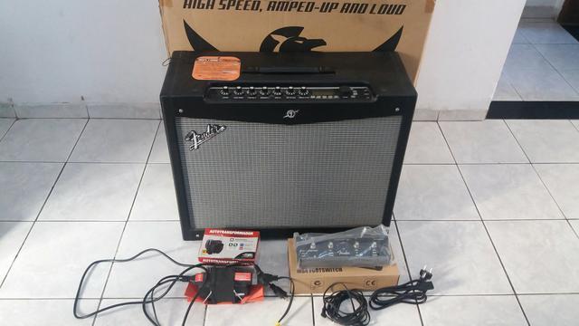 Amplificador fender mustang iv vW na caixa original