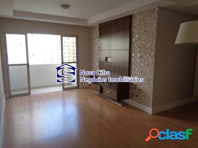 Apartamento 3 Dormitórios (1 suíte) no Jd. Aquarius -