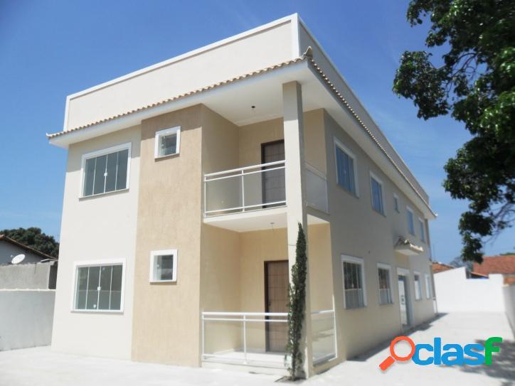 Apartamento Novo para venda tem 75 metros quadrados e 2