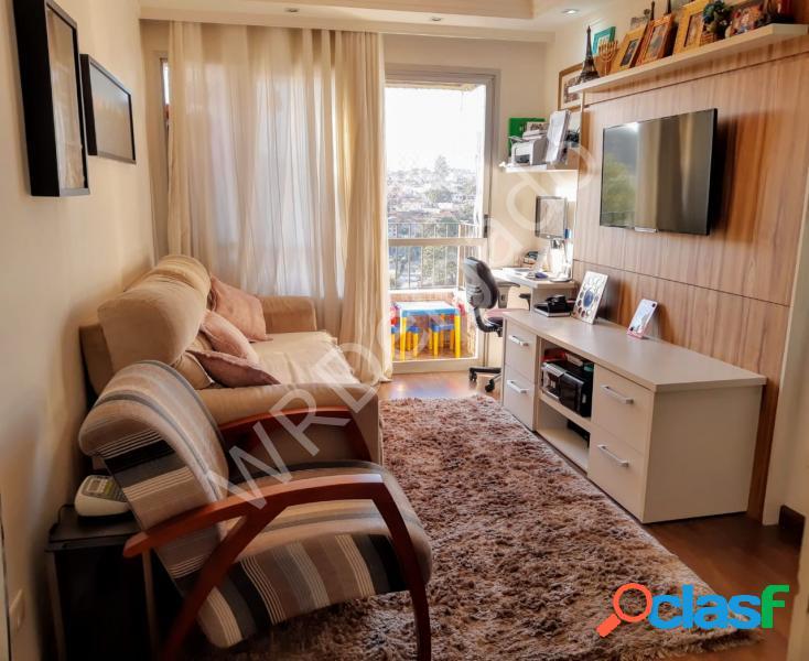 Apartamento com 2 dorms em São Paulo - Vila Bertioga por