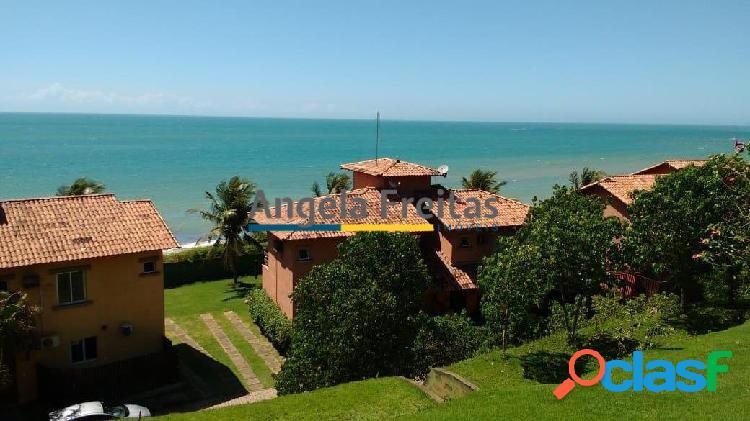 Casa Maravilhosa em Condomínio Frente a Praia de Parati em