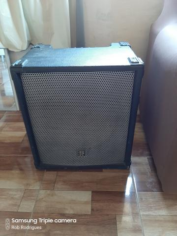Cubo STANNER 150 W RMS (contrabaixo 5 cordas)