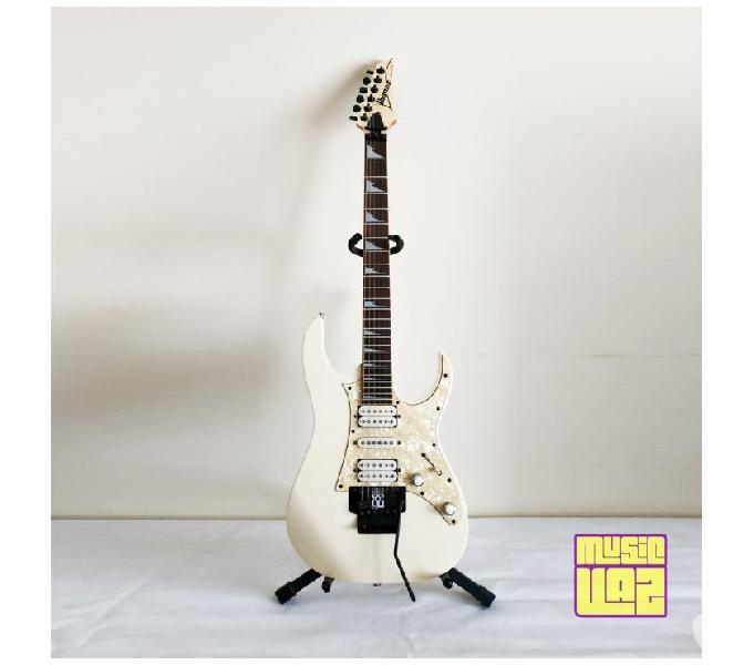 Guitarra Ibanez RG350DX Branca Floyd Rose Micro Afinação
