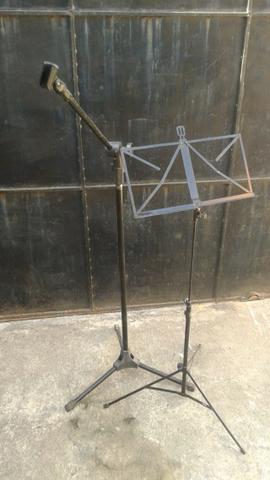 Pedestal Para Microfone RMV