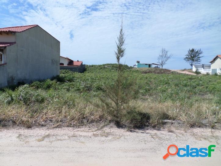 Terreno de 588m² próximo ao Mar em Praia Seca