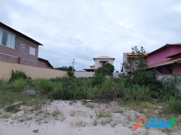 Terreno para venda. Com 450 metros quadrados em Praia Sêca