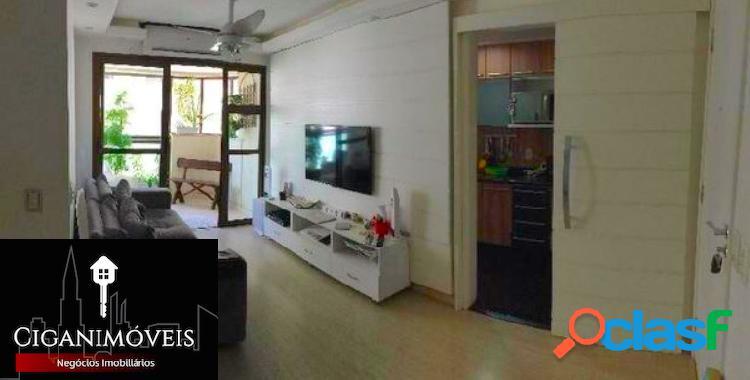 Villas da Barra - Barra Premier - 2Qts - 72m² - Sol manhã