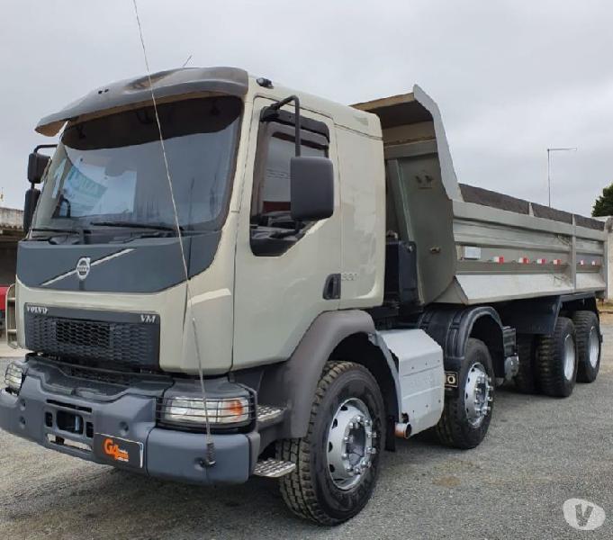 Volvo Vm 330 8x4 1414 BASCULANTE