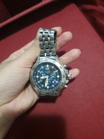 Relógio Náutica Original! VENDO OU TROCO EM CELULAR