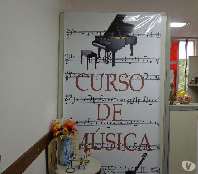 Escola de Música Fátima Rodrigues Rio de Janeiro