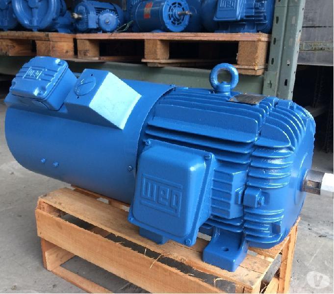 Motor Weg 3 Cv 850 Rpm (8 pólos) C Auxiliar De Ventilação