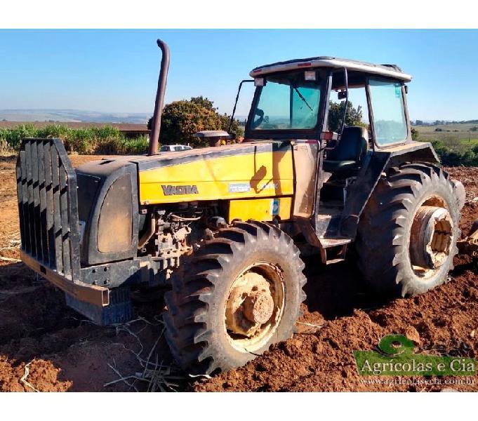 Trator Valtra BM 110 4x4 (Único Dono Pneus Novos!)