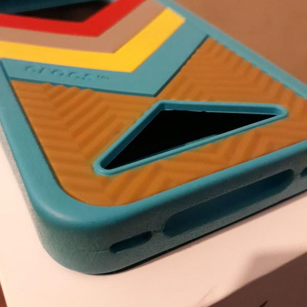 capa protetora para iphone crocs