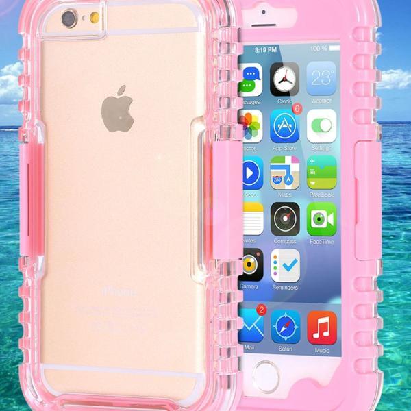 case a prova d'agua iPhone 5/5s