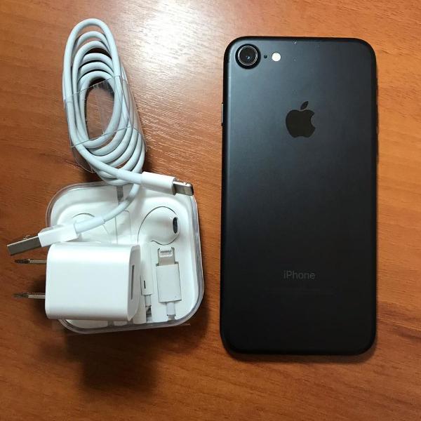iphone 7/32gb usado em perfeito estado de conservação