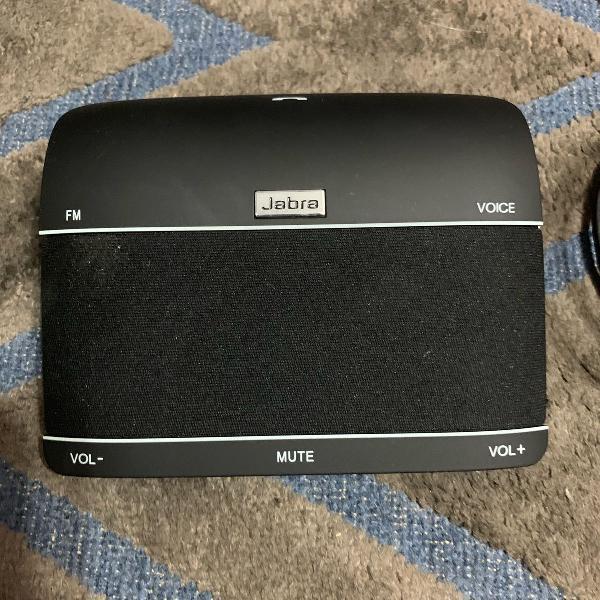 jabra freeway hfs100 bluetooth fm wireless car stereo