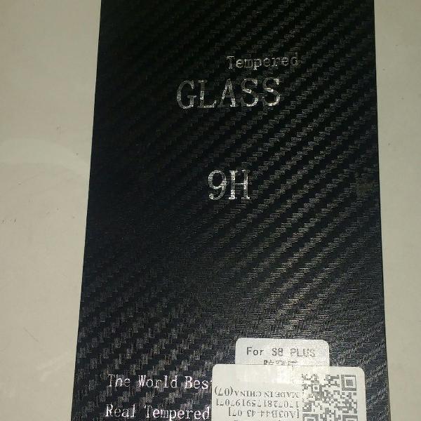 película de vidro s8 plus