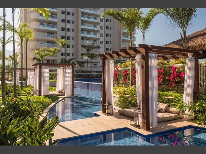 Barra da Tijuca, 3 quartos, 2 vagas, 127 m² RUA JACARANDÁ