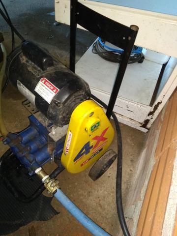 Hidrolavadora Wap lavadora de alta pressão