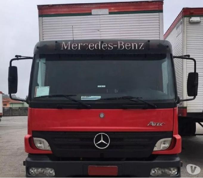 Mercedes Benz atego 2425 6×2