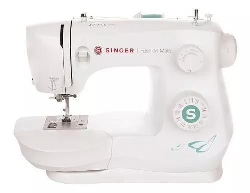 Máquina De Costura Singer Fashion Mate 3337 - 30 Pontos