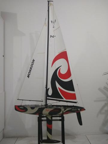 Barco a Vela Controle Remoto RC