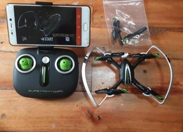 Vendo ou troco Drone Slipstream